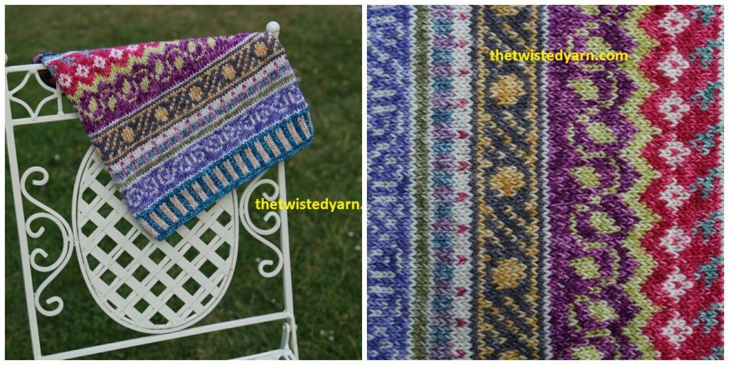 OK, would you like the free pattern for this fairisle cowl that I designed? You…