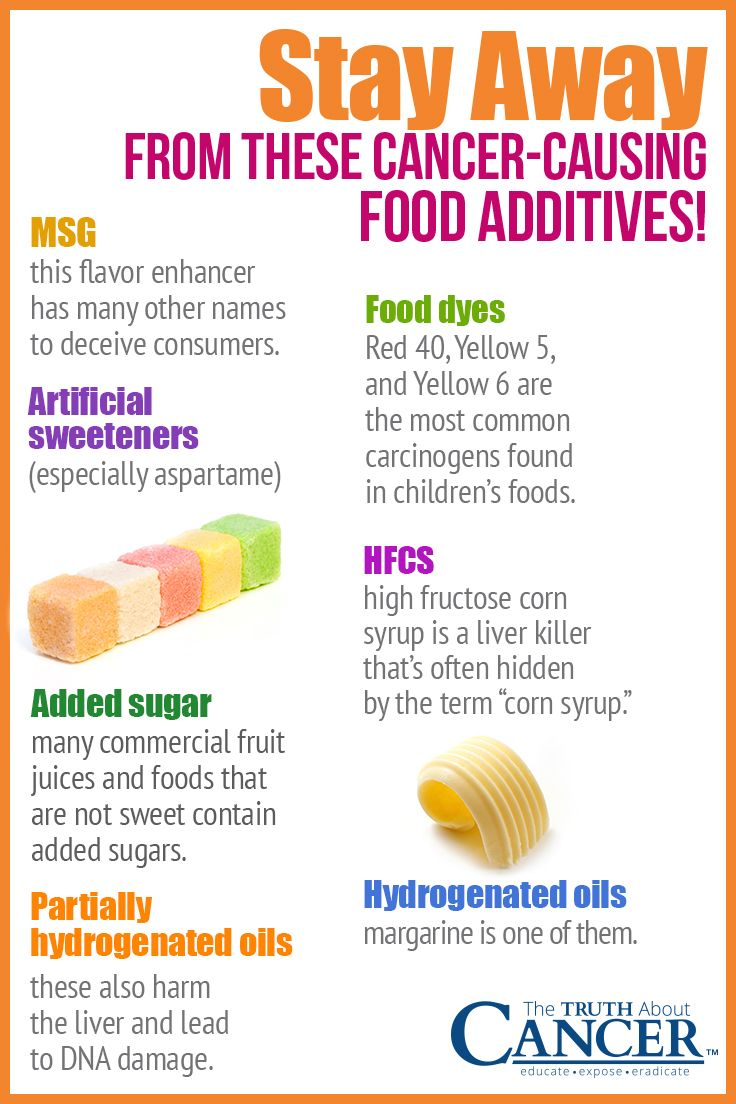 This Common Food Additive Causes Cancer forecasting