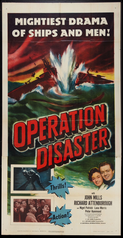 Operation Disaster (1950) Morning Departure (original