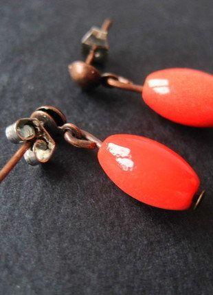 Kaufe meinen Artikel bei #Kleiderkreisel http://www.kleiderkreisel.de/accessoires/ohrringe/142007826-schone-selbstgemachte-ohrringe