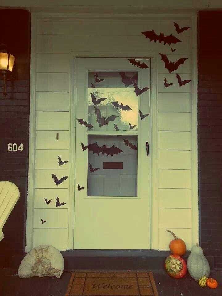Halloween DIY decorations crafts last-minute