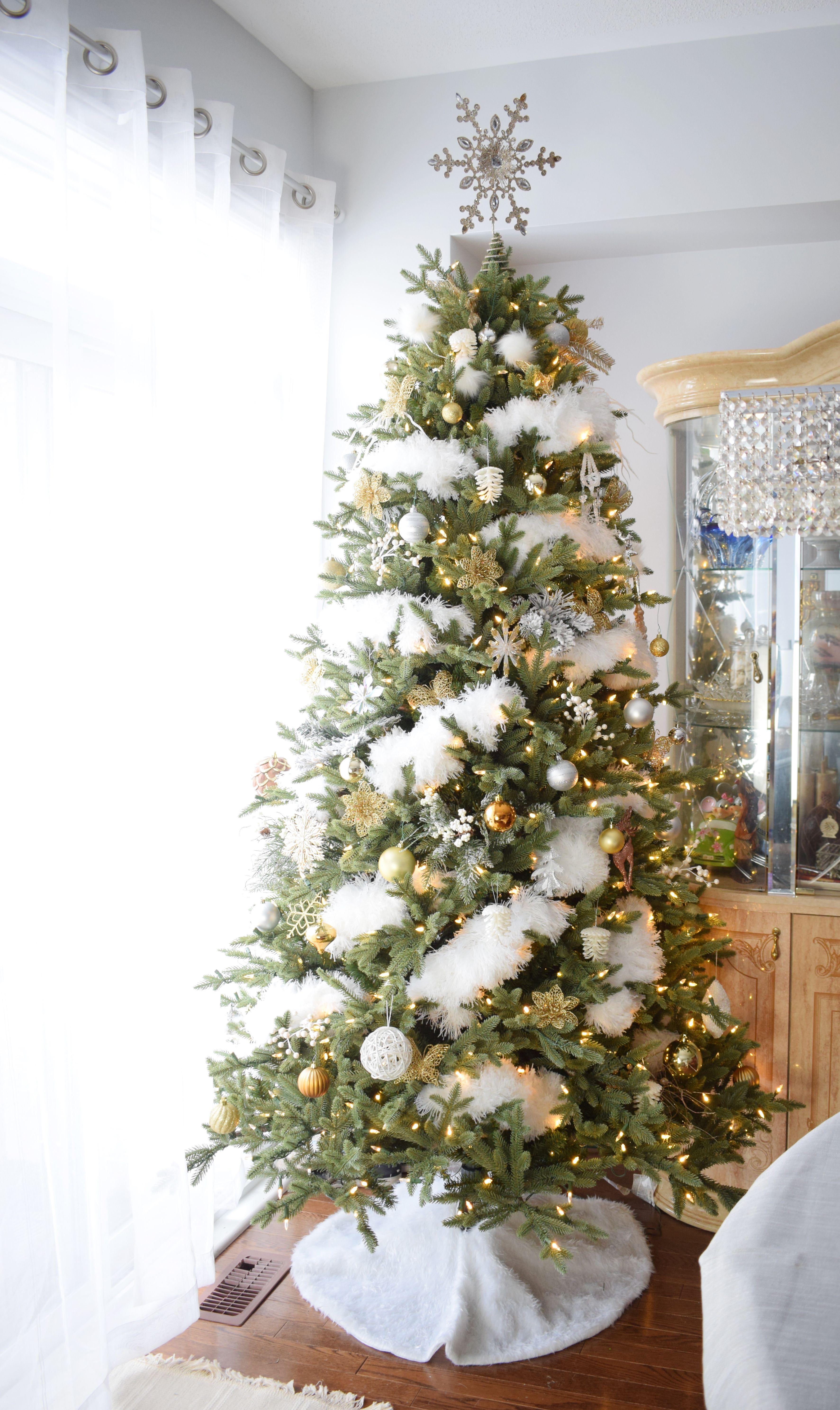 LOVE my Christmas tree this year Xmas Pinterest