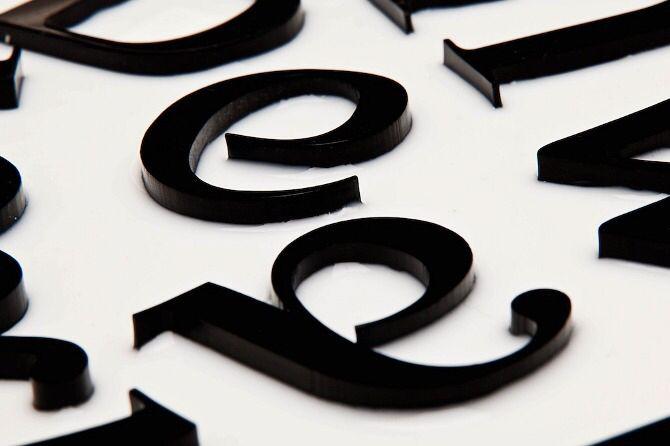 Delicious typeface