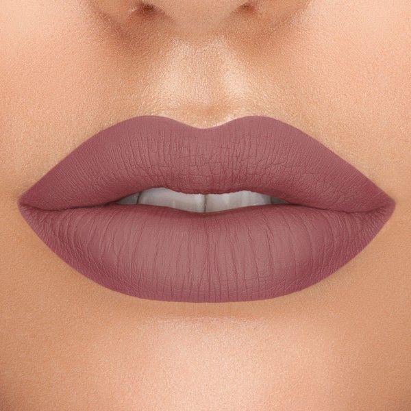 Hot pink lipstick fetish