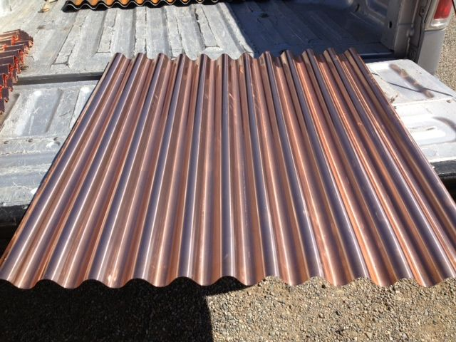 Metal Rite Mfg Taos Nm Galvanized Metal Roof Corrugated Metal Roof Corrugated Metal