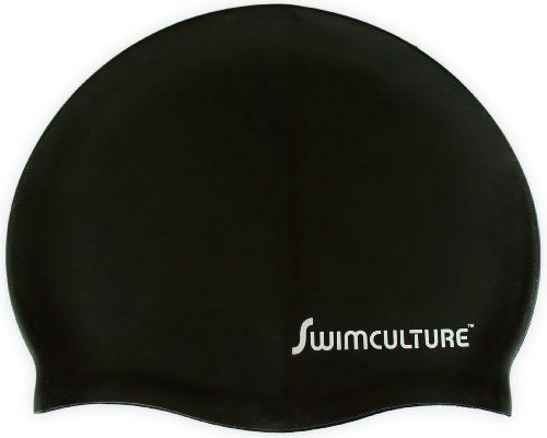 Ultra Premium Silicone Swim Cap For Men And Women To Keep Your Hair Dry Covered By Swim Culture S Industry Leading Lifetime Wa Swim Caps Fun Sports Mens Caps