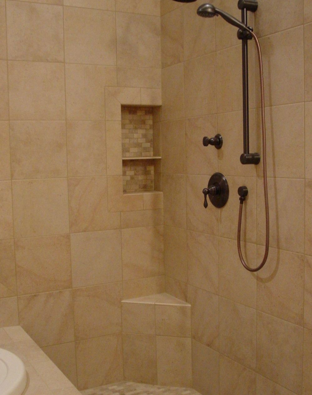Shower Shelves For Tile Showers Shampoo And Soap Niches Recesses For Tile Showers Bathroom