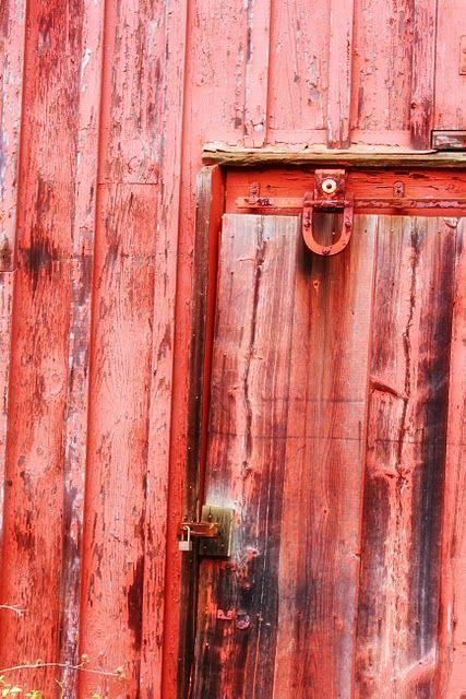 Red Barn Door Red Barns Old Barn Doors Photography