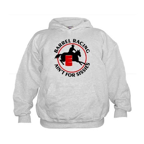 Barrel Race Hoodies & Hooded Sweatshirts | Buy Barrel Race Sweatshirts Online - CafePress
