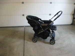 STROLLER PEG PEREGO ITALIAN REDUCED PRICE - $80 (Okemos/Lansing)