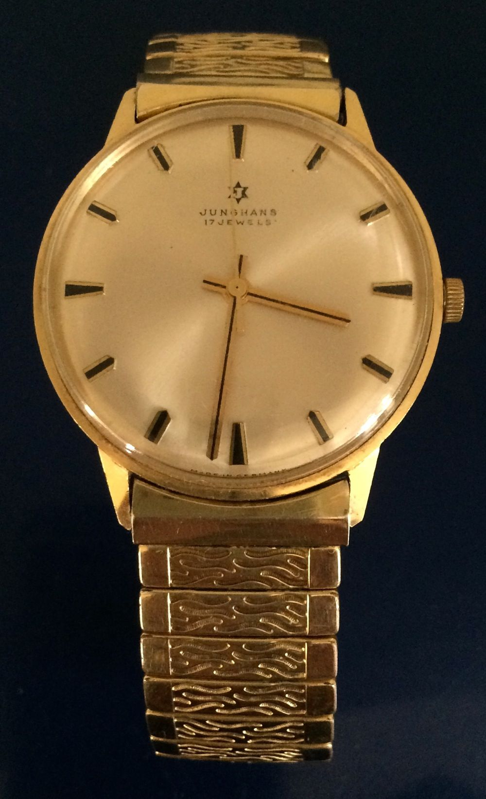 vintage gold watches yellow omega men automatic watch s dress