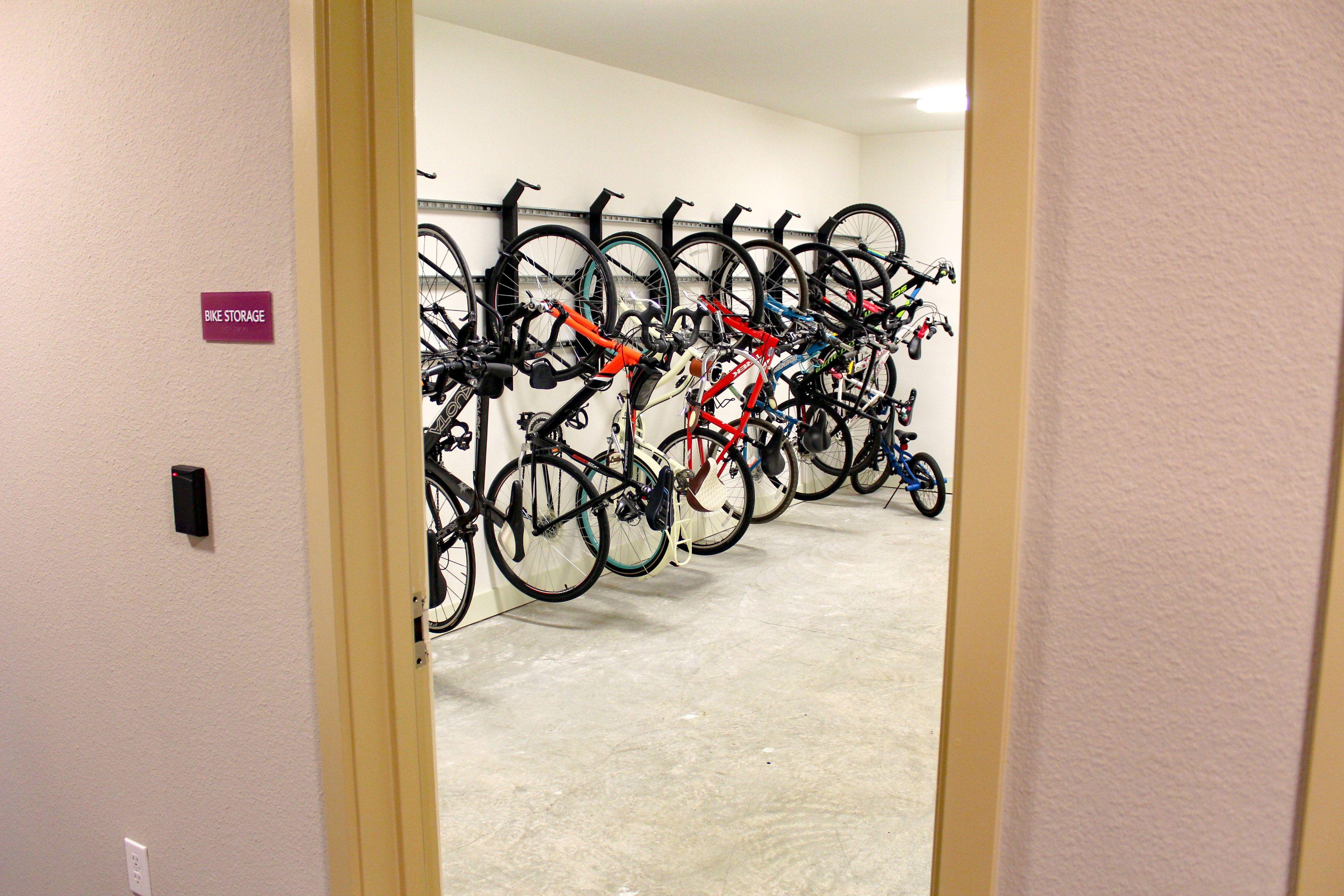 Pin On Bike Rooms