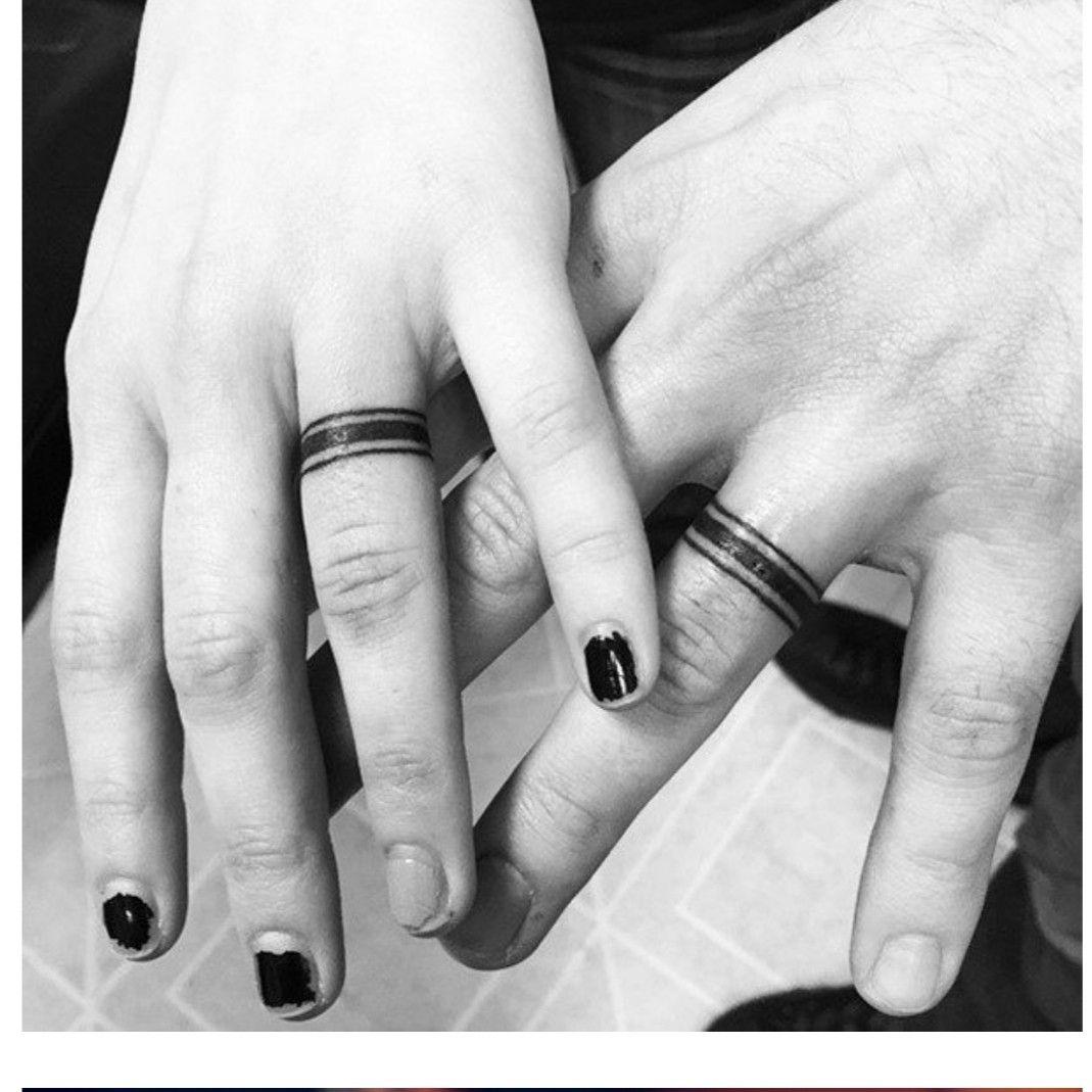 Pin by Joe Field on tattoo ideas Wedding ring tattoo for