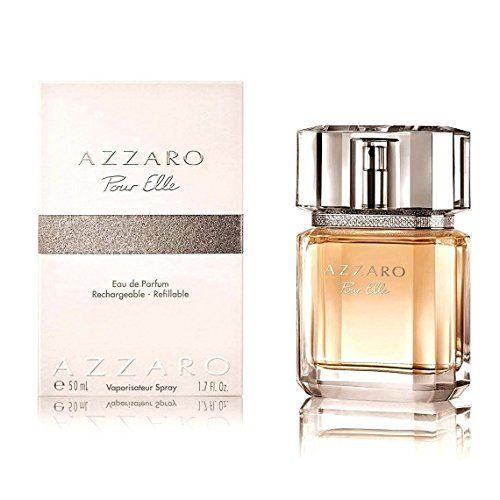 Pour Elle By Azzaro 17 Ounce 50 Ml Eau De Parfum Women Perfume