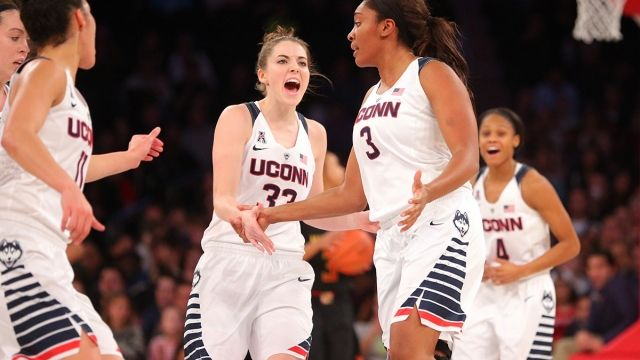 The Uconn Women 039 S Basketball Team Moved To 12 0 With A Win