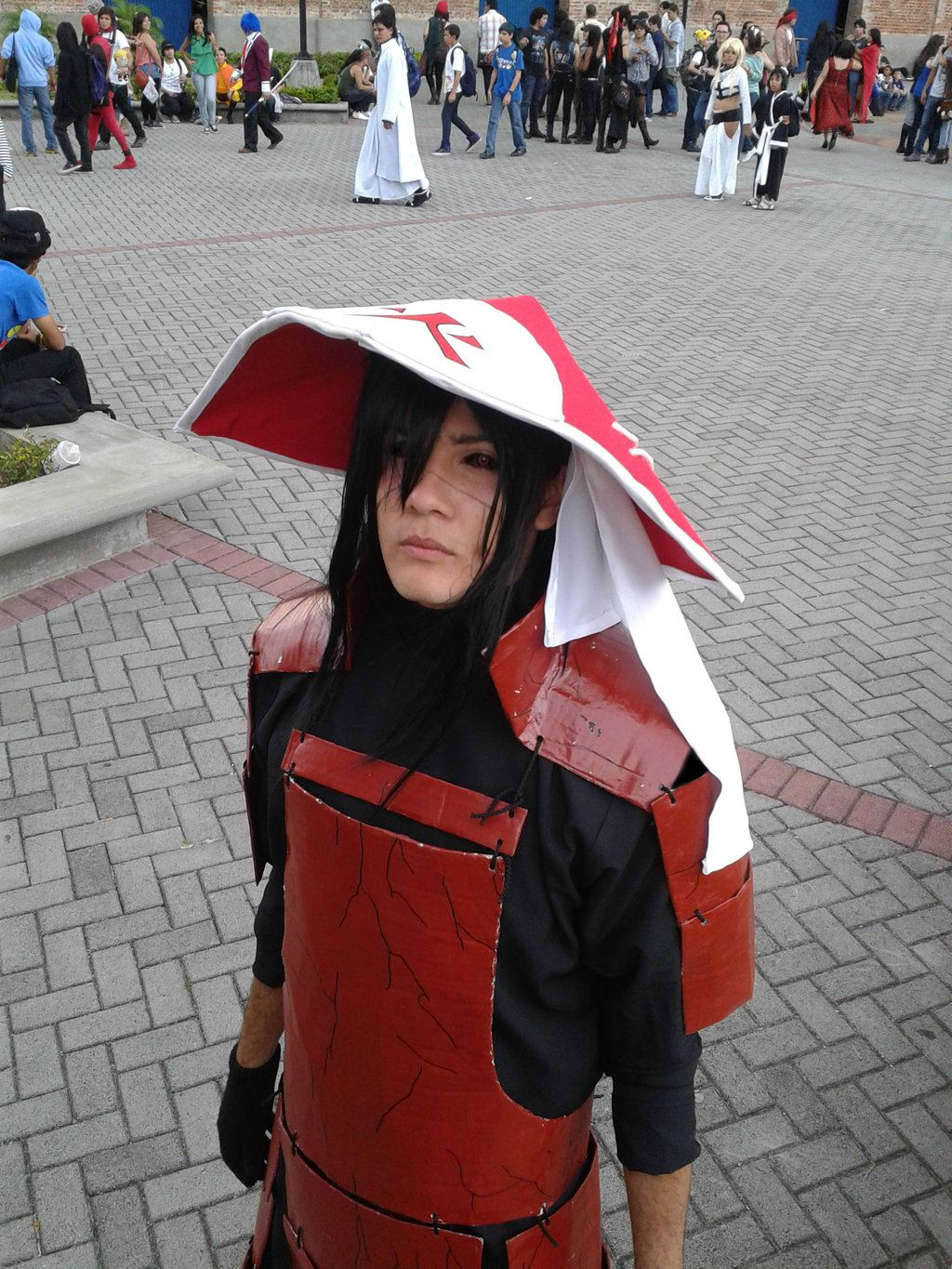 Obito Sage Of Six Paths Cosplay