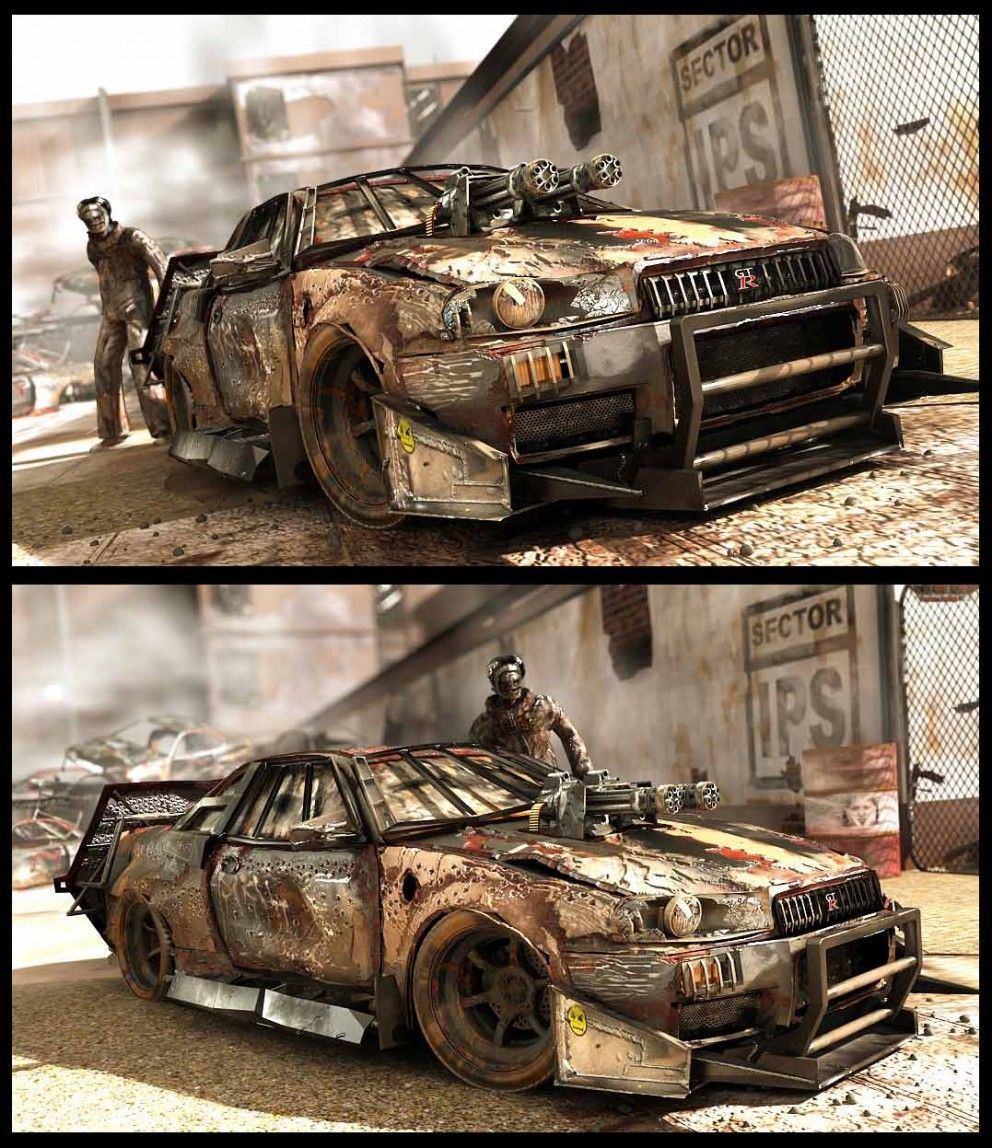 Zombie Proof Skyline R34 Gtr! I Want This Come The Zombie