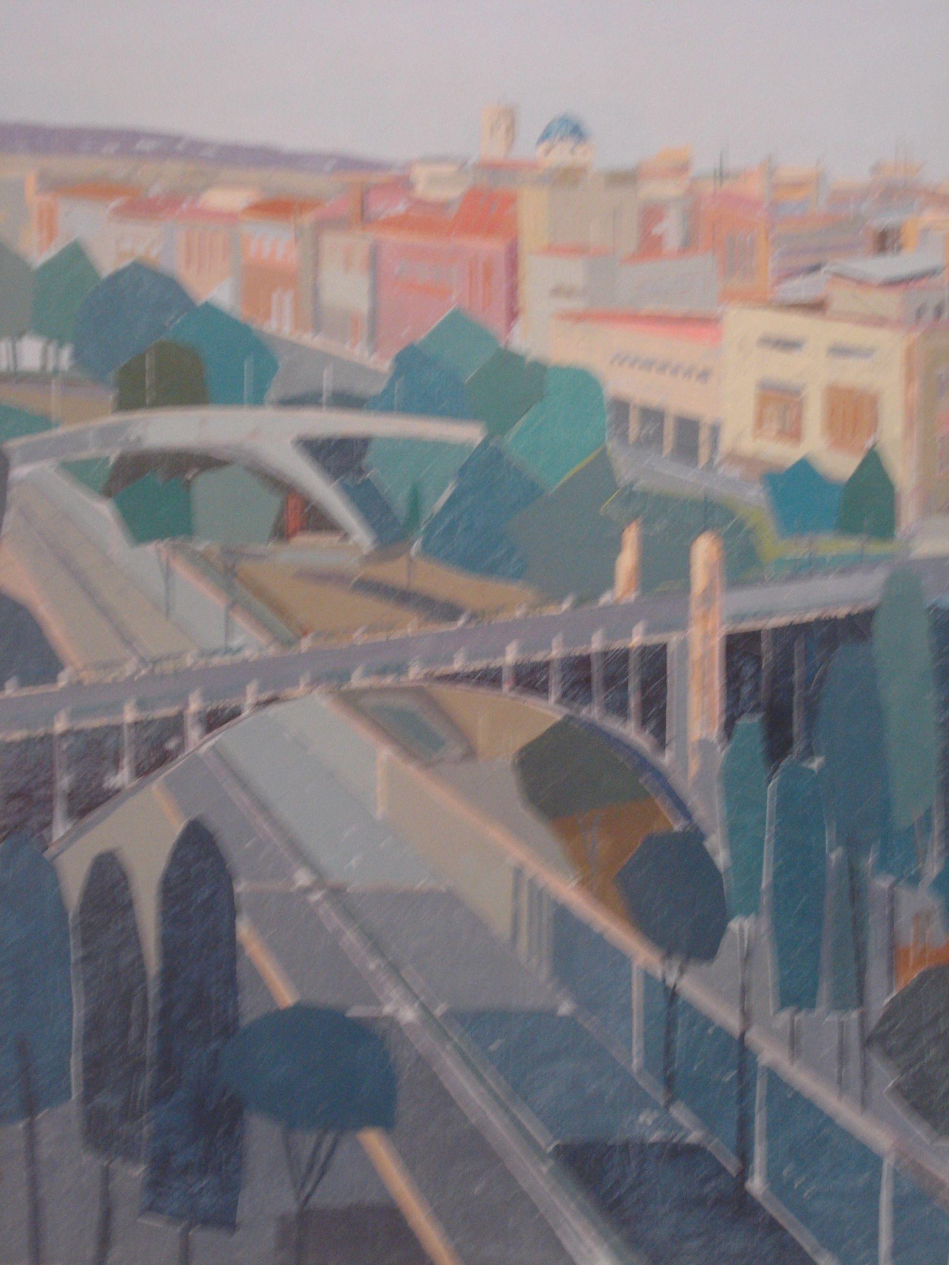 Puente y pasarela Exposición colectiva ABAE #UMH