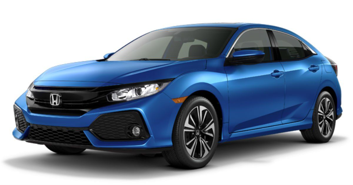 Wow! Enter To Win a 2018 Honda Civic, Trip To A Concert