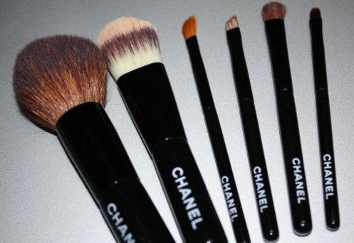 You need these Chanel brushes, Favorite makeup brushes