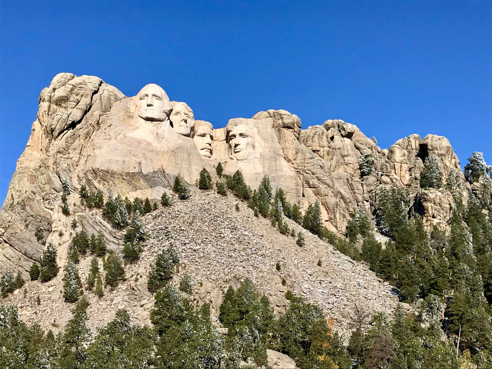 Photo Credits Pexels In 2020 Mount Rushmore Nature Photography Scenic