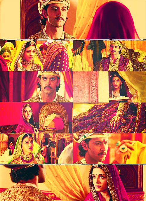 If Only My Life Could Be This Jodhaa Akbar Indian Movies Hindi Movies