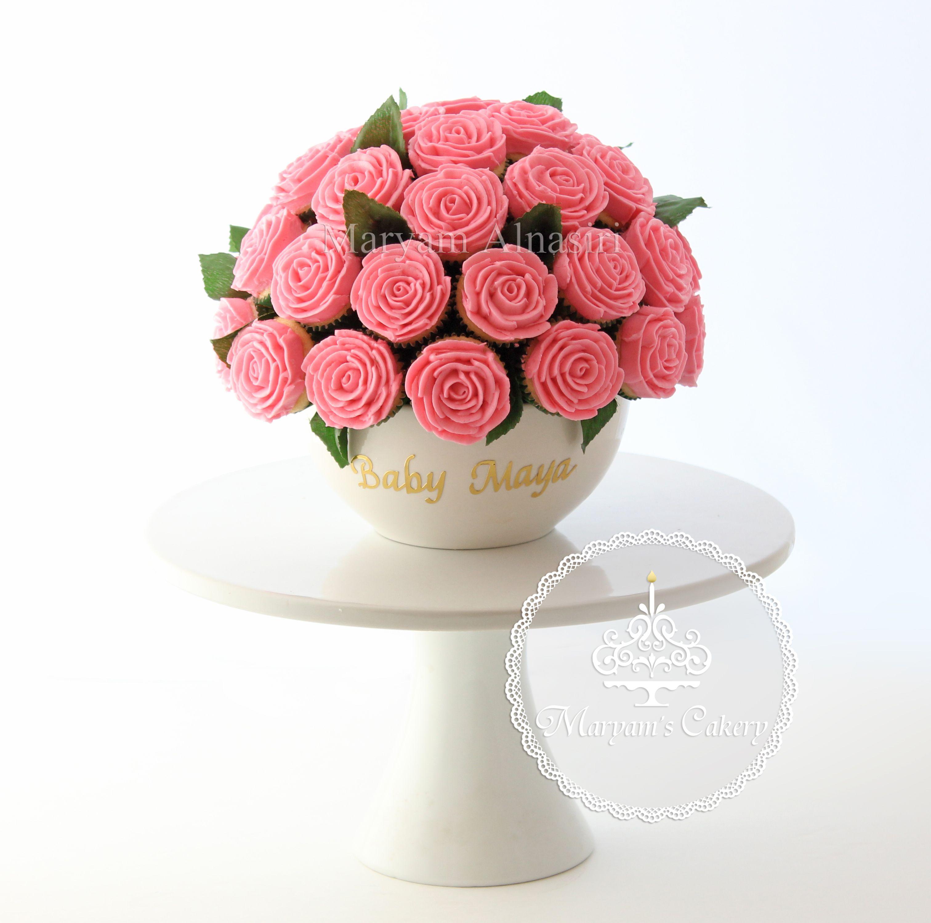 cupcake flower bouquet cupcakeflowerbouquet