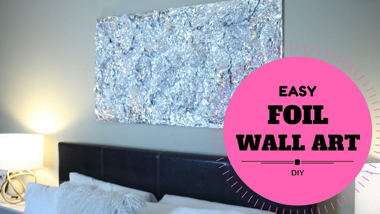 Budget diy wall art decor for bedroom easy u cheap home decor