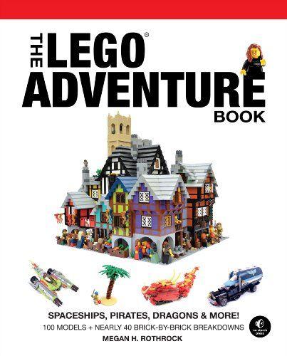 Kindle Book Spotlight: Lego How-To Design Books | LEGO art