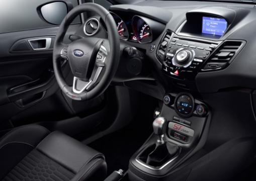 2017 Ford Fiesta St200 Specs Engine Design Style Photos New