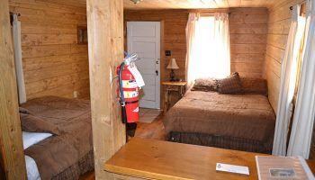 Union Creek Resort Crater Lake Cabin8 Inside Log Furniture Home Decor Furnishings