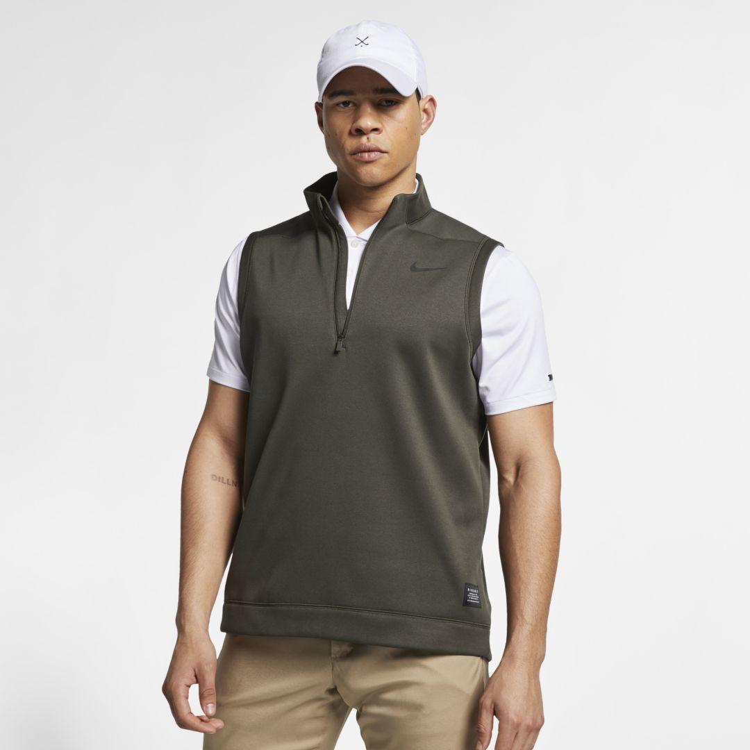 nike therma repel golf vest