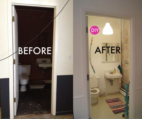 If there's a will, there's a way | Wind and Willow Home #DIYbathroom