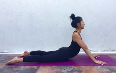 60minute yin yoga sequence to conquer f e a r  yin yoga