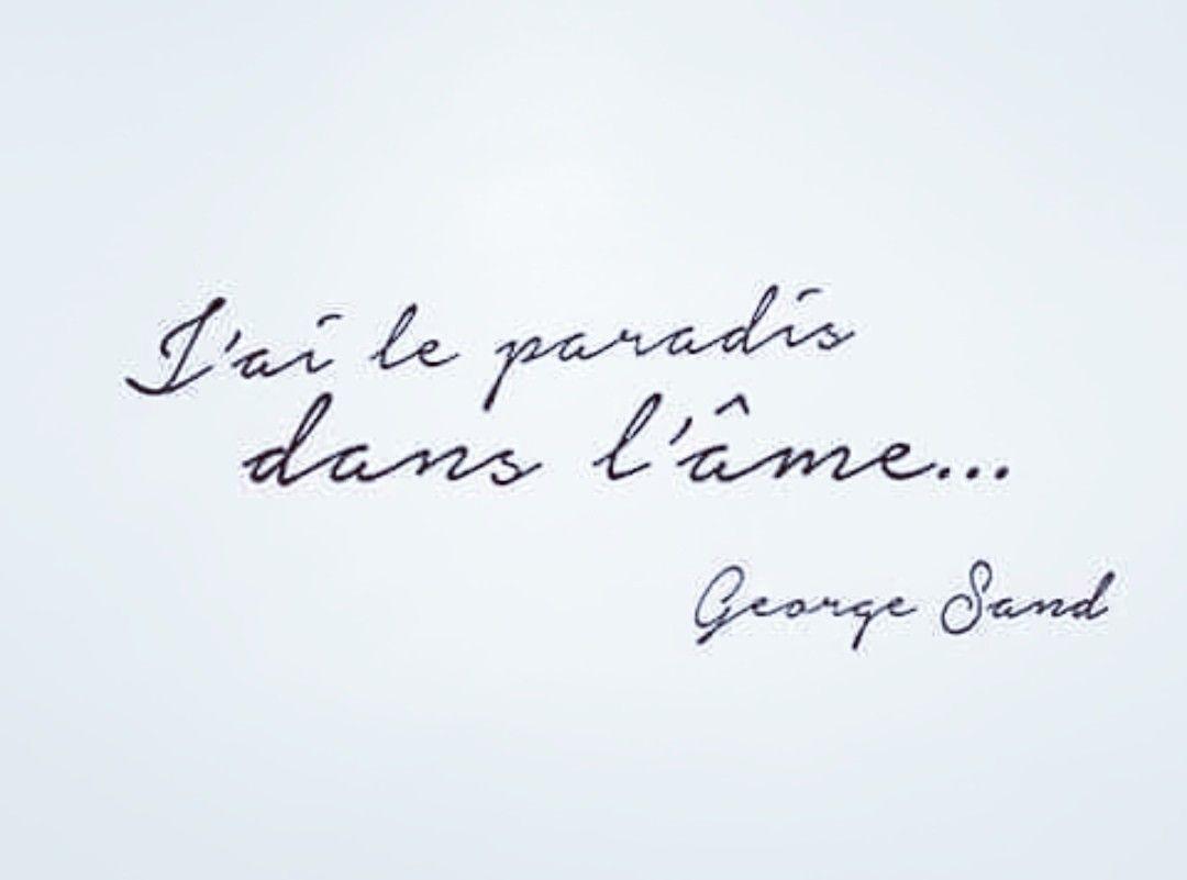 George Sand Citat