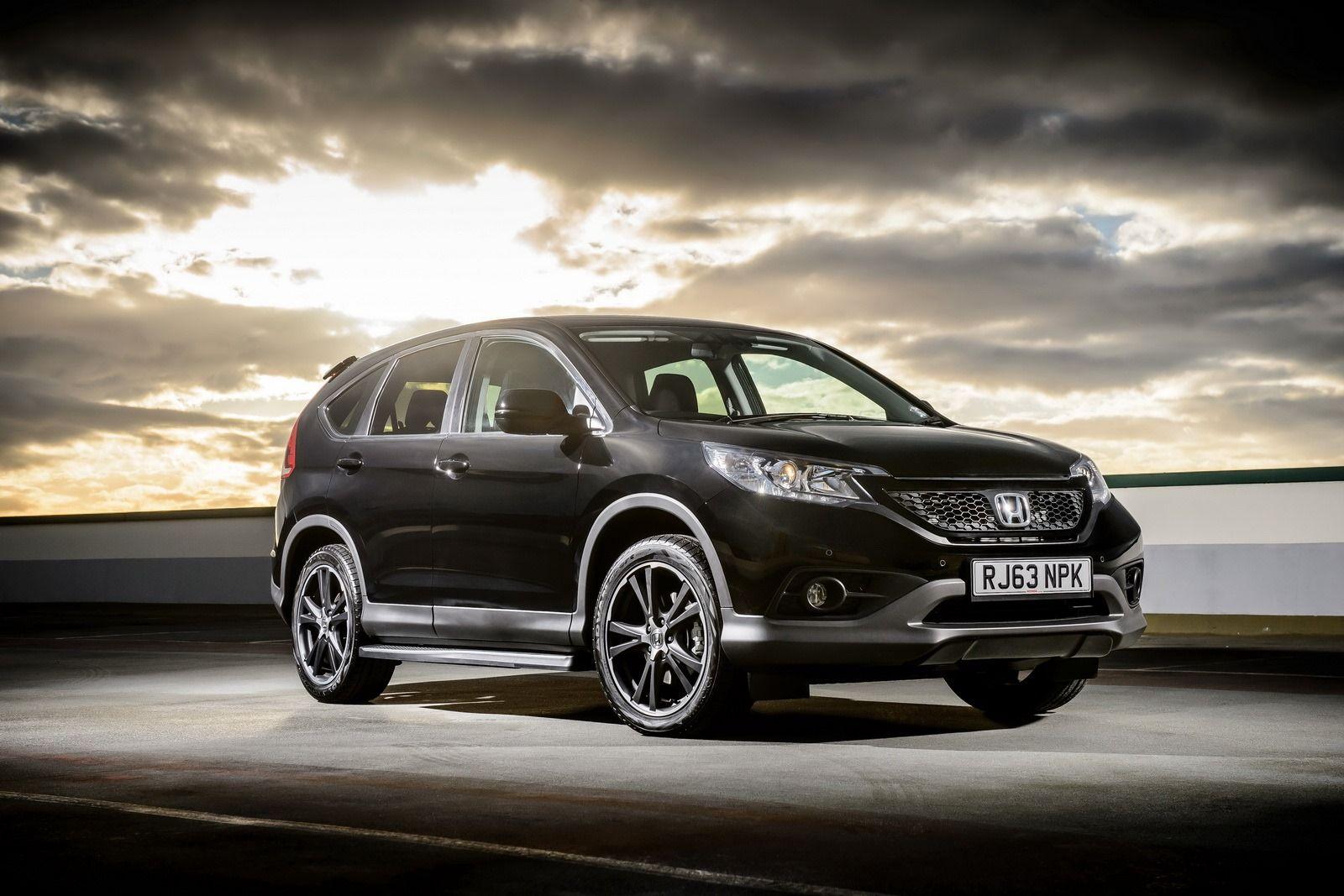 Honda new cr v black special edition