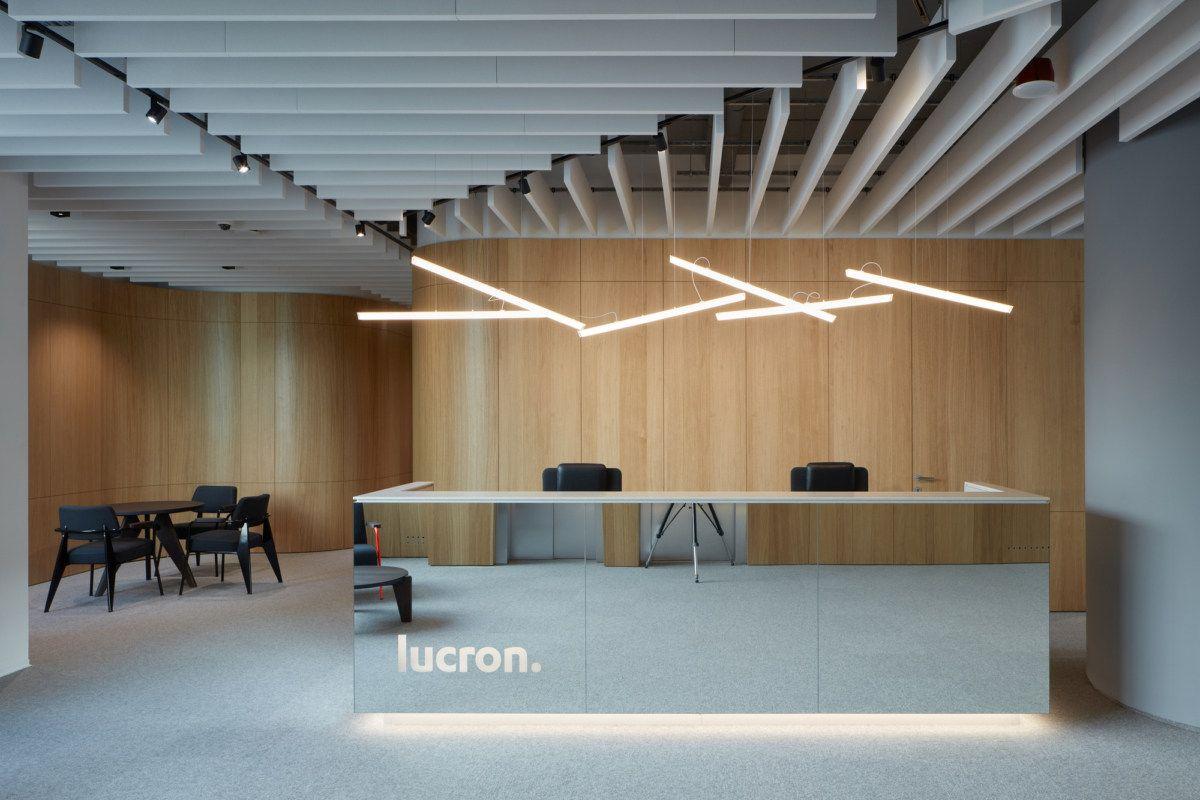 10 Stylish Modern Office Interior Decorating Ideas Modern Office