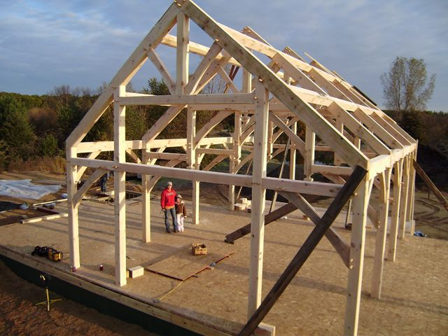 What Is Timber Frame Construction You Might Ask Timber