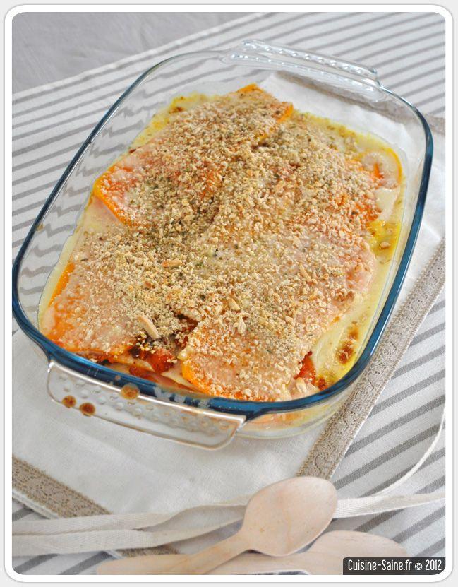 Recette Végétalienne Lasagnes Végétales à La Courge Butternut - Cuisiner la courge butternut