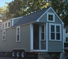tiny houses in massachusetts. The Seagrass Cottage Is A Quaint 300 Sq Ft Tiny House On Wheels, Available For Houses In Massachusetts