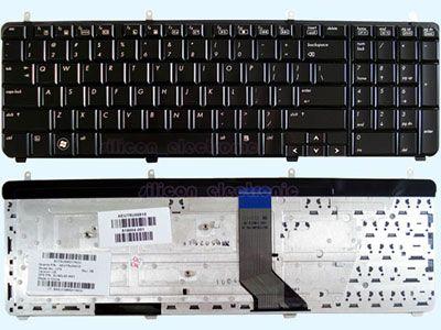 Original Black Laptop Keyboard For Hp Pavilion Dv7 6000 Series 634016 001  Computer Keyboard Computer Keyboard Keys From Toomly, $23.41| Dhgate.Com