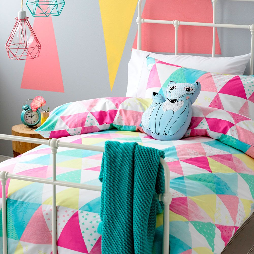 Kids Bedrooms For Girls Adairs Kids Girls Tutti Frutti Bedroom Quilt Covers Coverlets