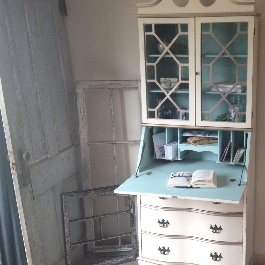 small secretary desk for kitchen