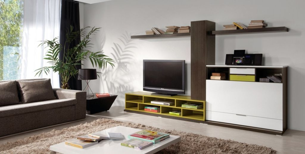 Lcd Tv Furniture For Living Room mileniumplus minimalist wooden lcd tv cabinet design 7 pic 01