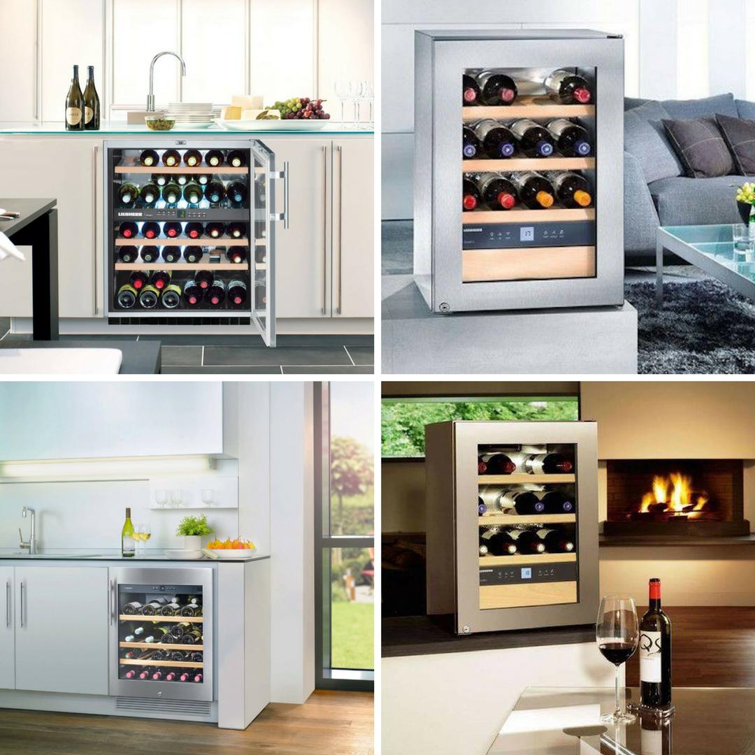 Make It A Wine Night With Liebherr Appliances European