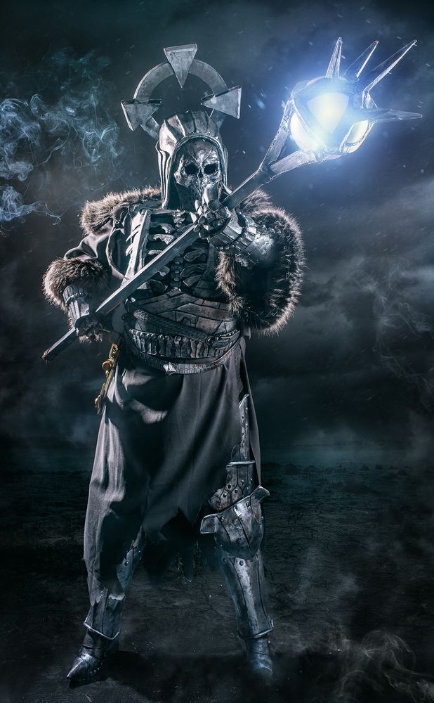 The witcher wild hunt cosplay general caranthir by - The witcher 3 caranthir ...