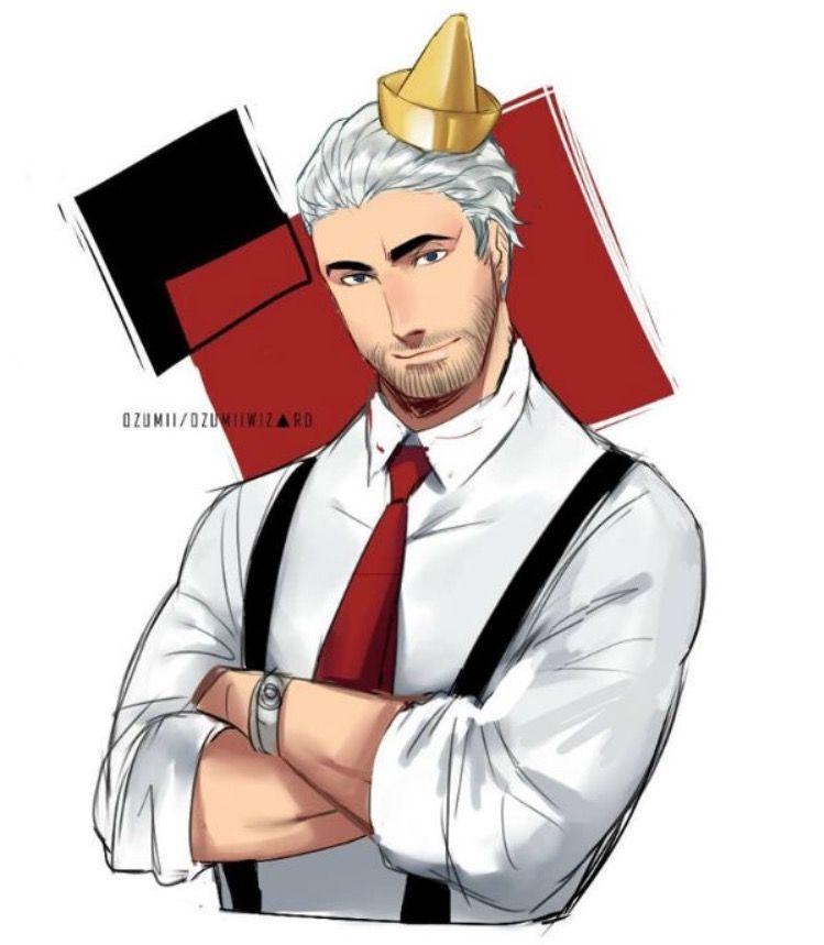 Jack In The Box Anime Anime Characters Anime Version