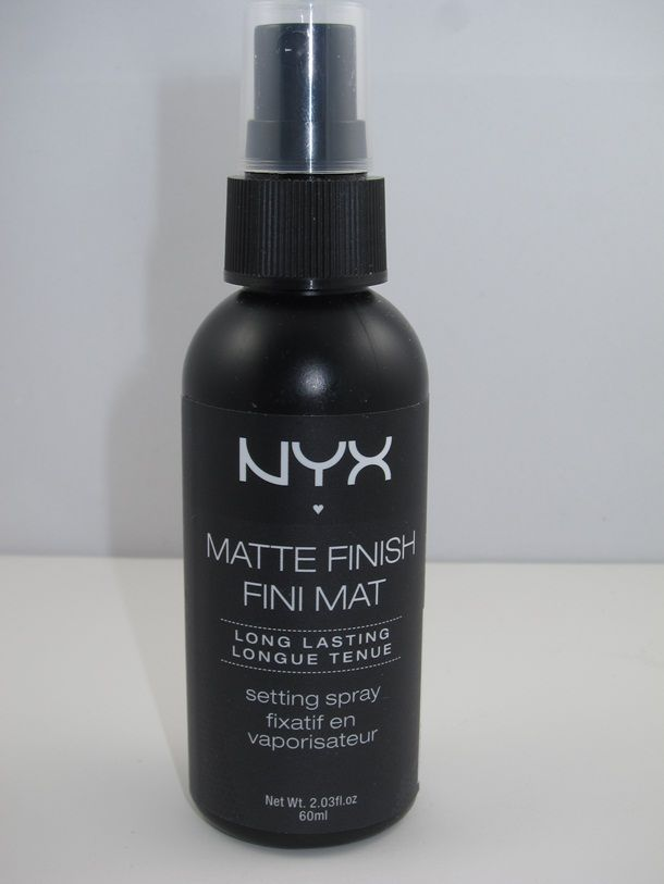 Matte Setting Spray by NYX Professional Makeup #18