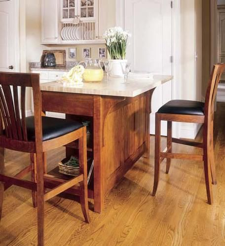Stickley Furniture - Mission Kitchen Island | For the Home ...