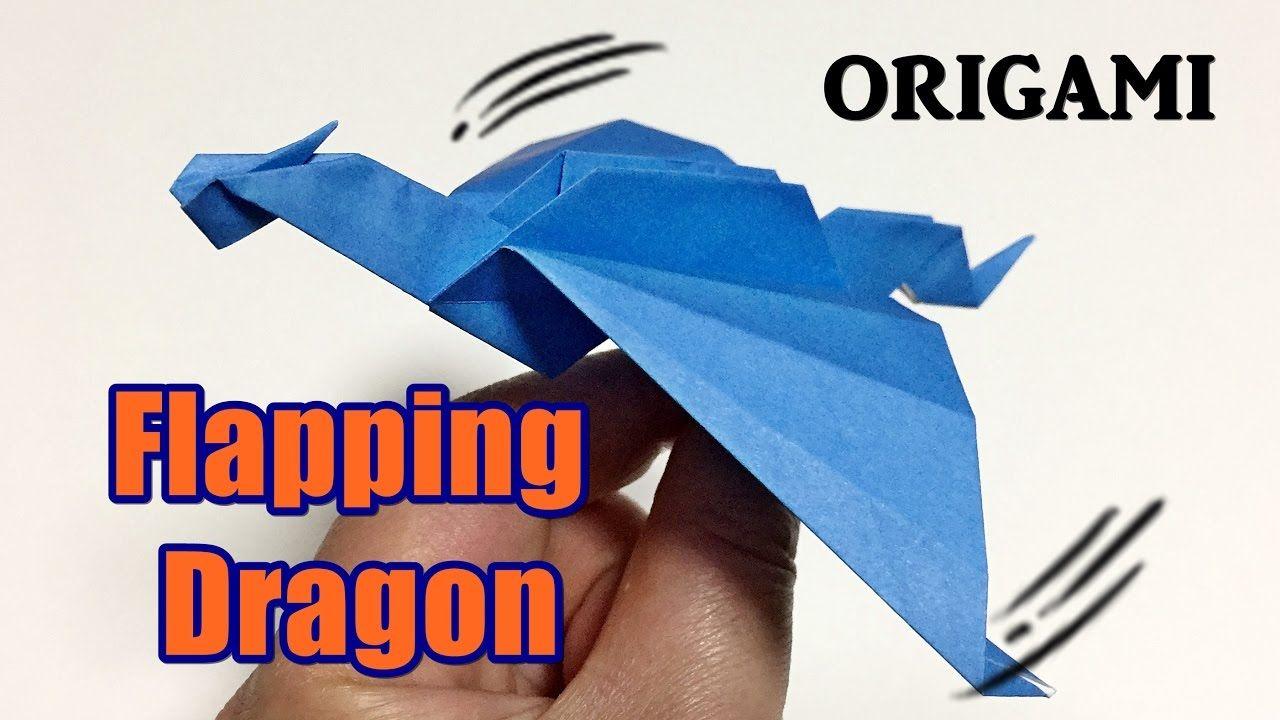 3 origami Dragon Designs and Instructions   Instrucciones de origami,  Animales de origami, Papiroflexia   720x1280